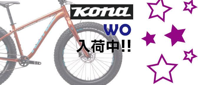 KONA2020年モデルWO入荷!